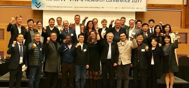 FROM THE 5TH IPMA RESEARCH CONFERENCE ABOUT PROJECT SUCCESS